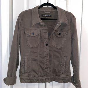 Jolene Stretch Colored Denim Jacket